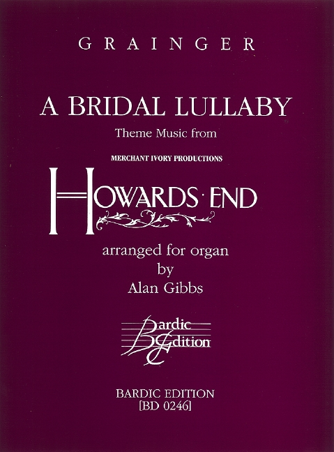 Bridal lullaby image