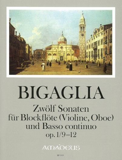 Sonatas op.1 image