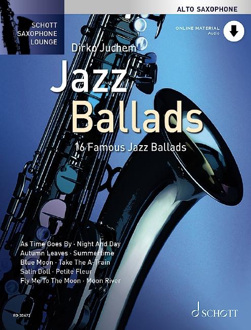 Jazz ballads image