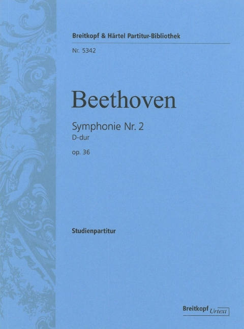Symphony no.2 in D Major op.36 image