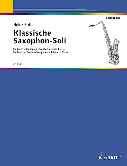 Classical saxophone solos image