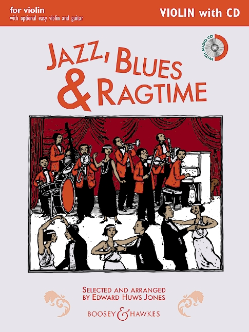 Jazz, blues and ragtime image