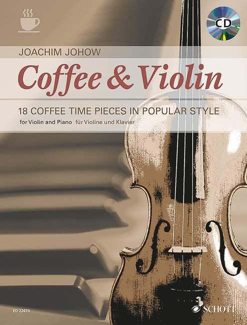 Coffee & Violin image