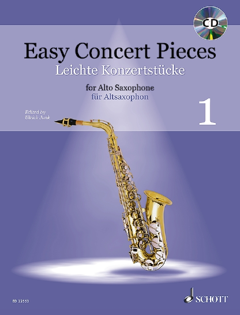 Easy concert pieces image