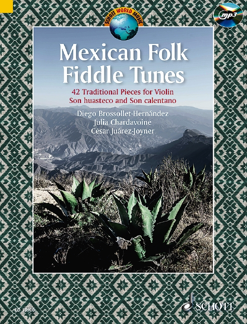 Mexican folk fiddle tunes image