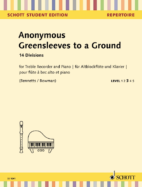 Greensleeves to a ground image