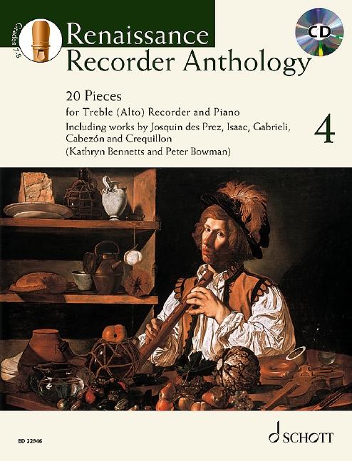 Renaissance Recorder anthology image