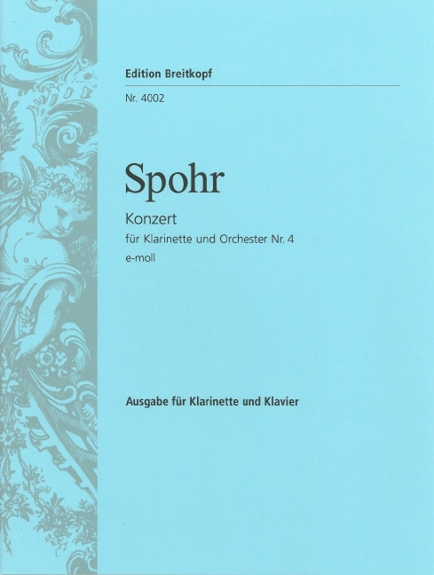 Clarinet concerto image