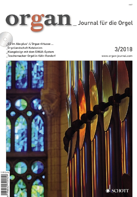 Organ - Journal für die Orgel