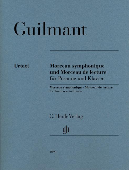 Morceau symphonique op.88 image