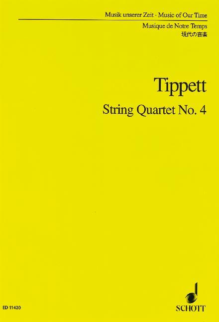 String quartet no.4 image