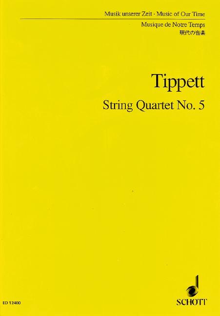 String quartet no.5 image