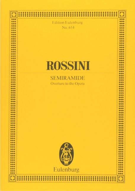 Overture from 'Semiramide' image