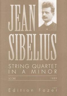 String quartet in a minor image