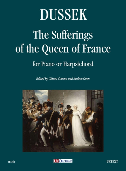 The Sufferings of the Queen of France image