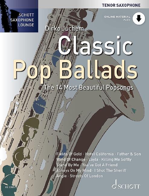 Classic pop ballads image