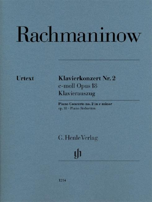 Piano Concerto No. 2 in C minor op. 18 image