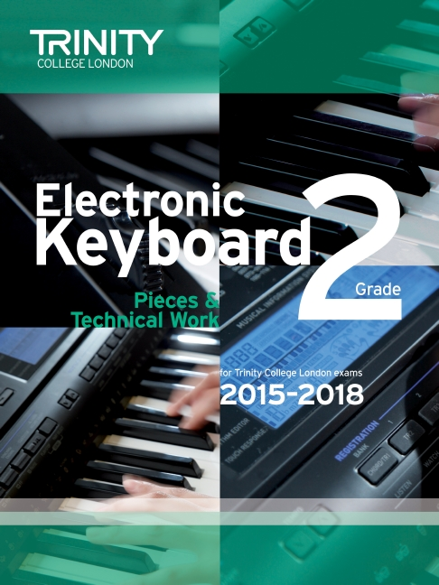 Trinity College Electronic keyboard grade 2 image