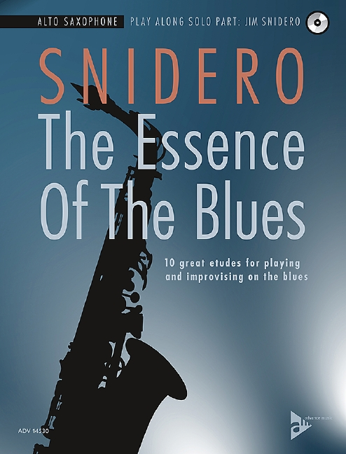 The essence of the blues image