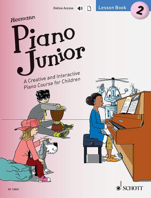 Piano junior image