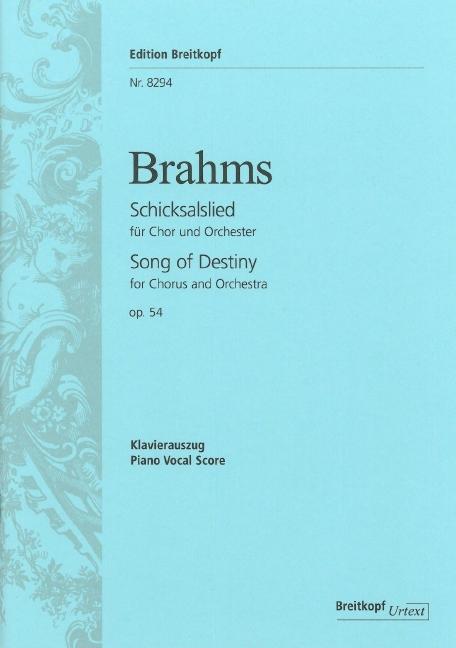 Song of Destiny op.54 (Schicksalslied) image