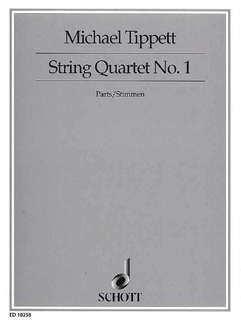 String quartet no.1 image