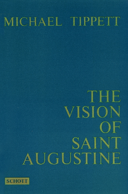 Vision of St Augustine image